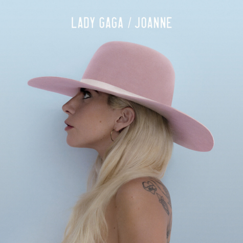The cover of Lady Gaga's fifth studio album, 'Joanne'.