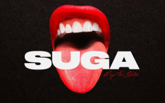 The cover of Megan Thee Stallion's third extended play, 'Shuga'.