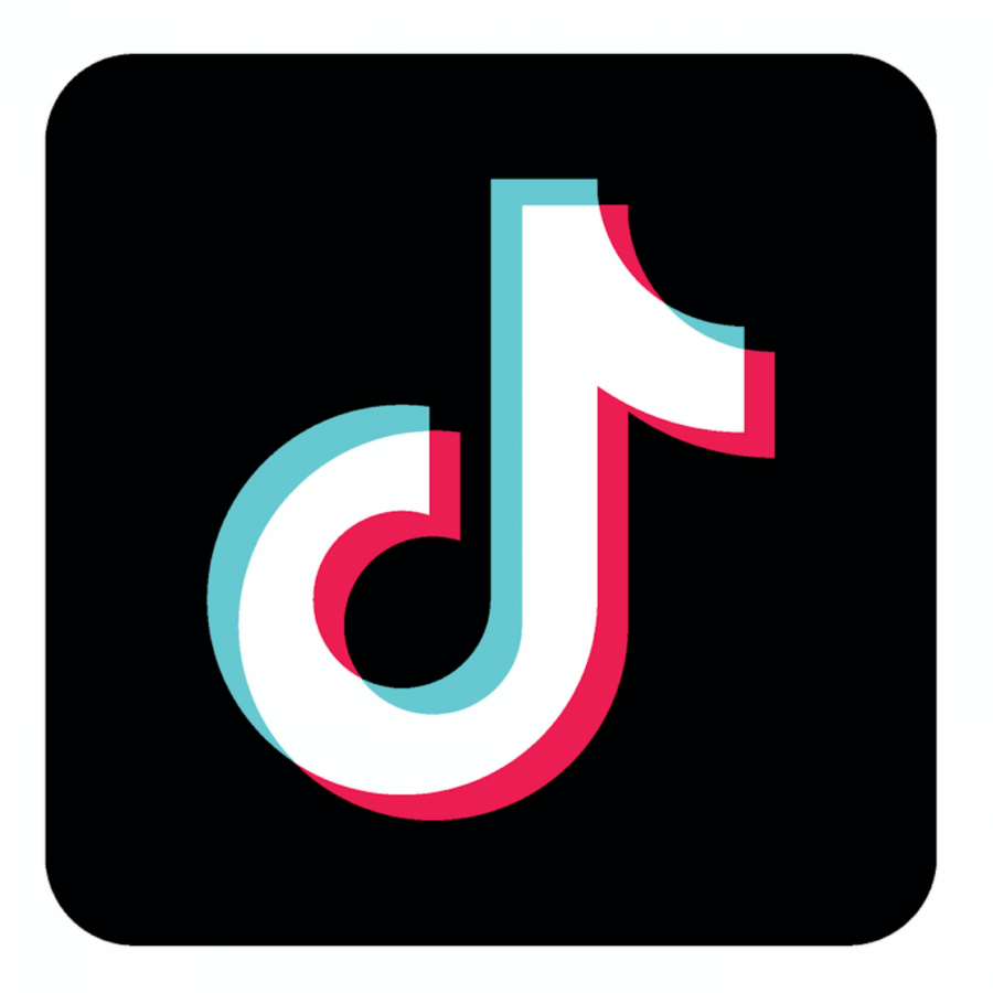 The TikTok logo as it appears on the app store.