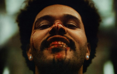 The standard edition cover of The Weeknd's fourth studio album, 'After Hours'.