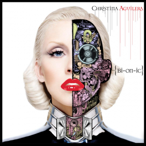 The cover of Christina Aguilera