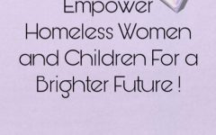Empowering Homeless Women