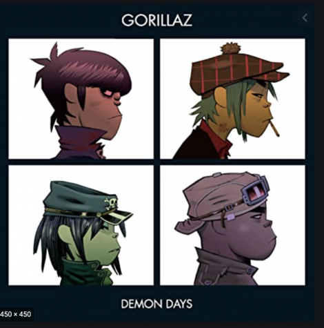 My Unpopular Opinion: Demon Days is one of the best albums of all time